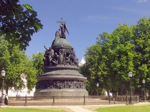 Veliky novgorod – the birthplace of russian statehood